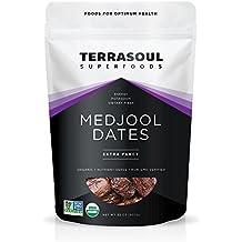 Terrasoul Superfoods Organic Medjool Dates, 2 Pounds