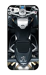 Awesome Vehicles Motorcycle Flip Case With Fashion Design For Iphone 5/5s