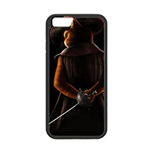 puss in boots movie 2011 iPhone 6 4.7 Inch Cell Phone Case Black xlb2-055163
