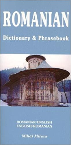 Romanian English Dictionary Pdf