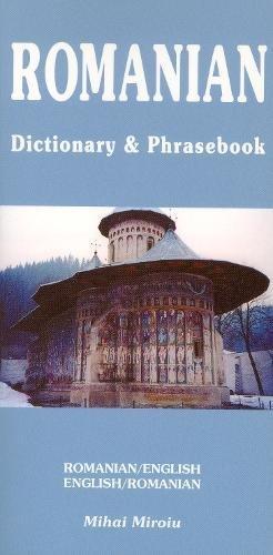 Romanian-English/English-Romanian Dictionary & Phrasebook (Hippocrene Dictionary & Phrasebooks)...