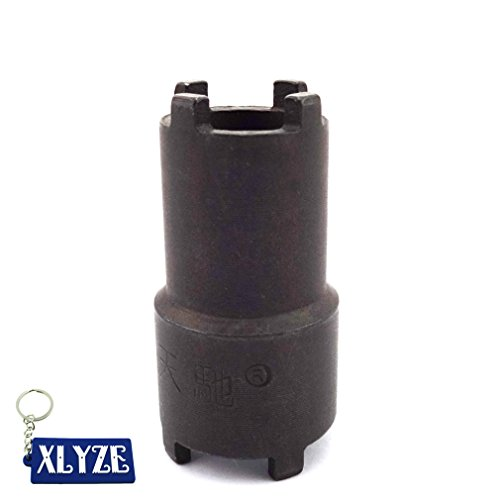 XLYZE 20mm 24mm Clutch Tool Oil Slinger Filter Lock Nut Spanner Socket For Roketa SSR Kazuma Sunl Taotao 50cc 70cc 90cc 110cc 125cc Pit Dirt Bike ATV Go ()
