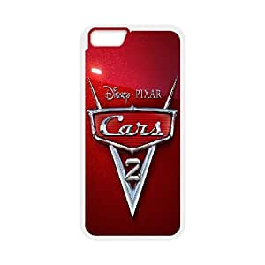 Cars 2 iPhone 6 4.7 Inch Cell Phone Case White Htnwy