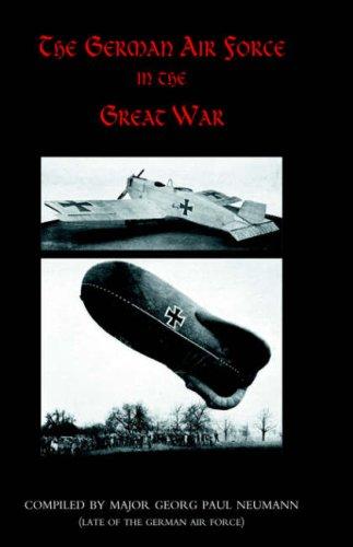 GERMAN AIR FORCE IN THE GREAT WAR ebook