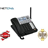 AT&T SynJ SB67148 - cordless phone - answering system with caller ID/call w - By NETCNA