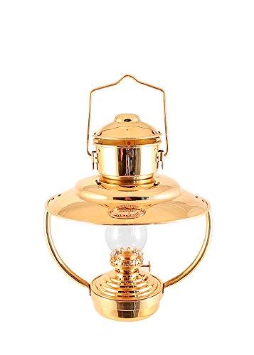 brass kerosene lamp - 1