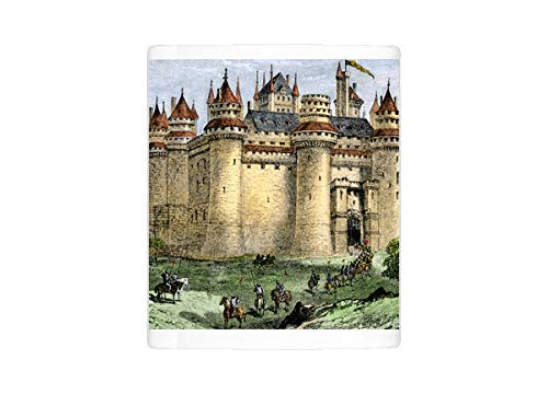 Mug of Medieval castle (5880535) (Best Walled Cities In Europe)
