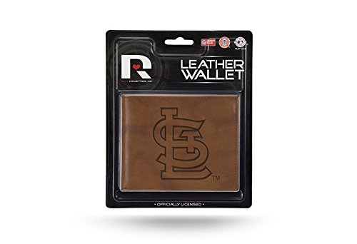 Cardinals Wallet Louis - Rico Industries MLB St. Louis Cardinals Wallet, One Size, Team Color
