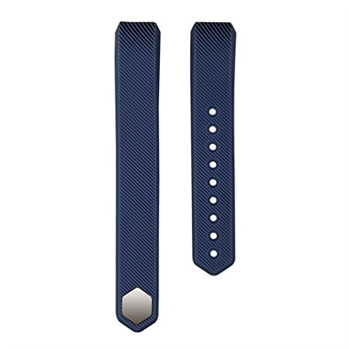 For Fitbit Alta Bands, Wearlizer Silicone Smart Watch