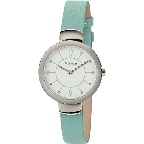 BREIL Watch TRIBE LiLy Female Leather Acquamarine - EW0384