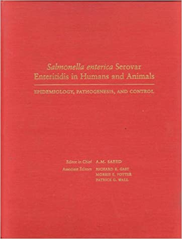 Salmonella enterica Serovar Enteritidis in Humans and