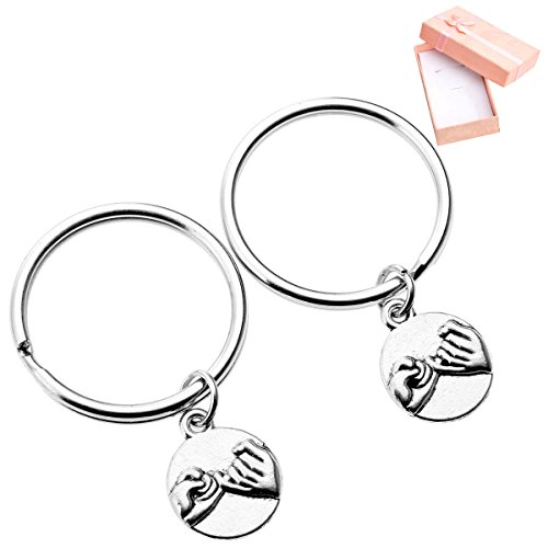Top Plaza Promise Keychain Friendship