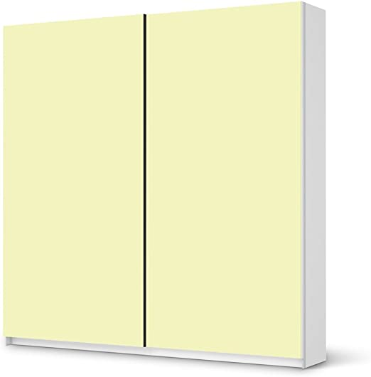 De decoración para IKEA PAX armario de 201 cm de altura - puerta corredera | Diseño de