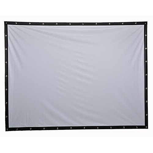 Definition Modular Classroom : Inch projector screen high definition portable