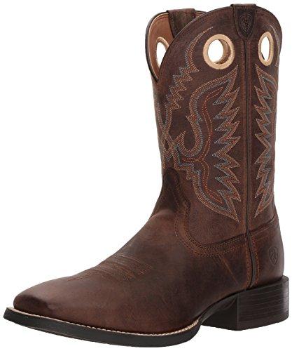 Ariat Mens Sport Ranger Western Boot Roasted Brown