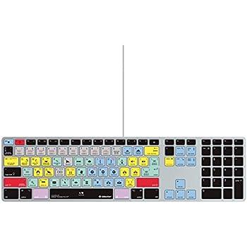 hrh for apple imac g6 mb110ll b mb110ll a a1243 keyboard with numeric keypad. Black Bedroom Furniture Sets. Home Design Ideas