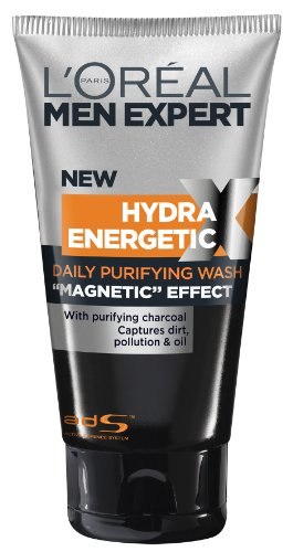 L'Oréal Men Expert Hydra Energetic X-Treme Noir Charbon Face Wash 150ml