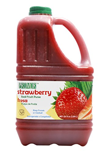 Natural Fruit Puree (Strawberry)