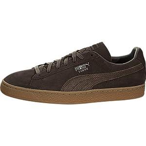 PUMA Men's Suede Classic Citi Fashion Sneaker