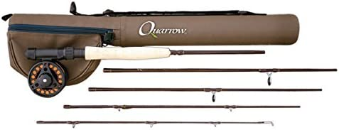 Quarrow Trout Combo, 8.6-Feet