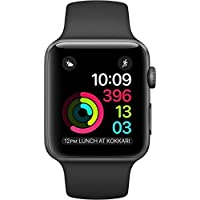 Techartz Apple iPhone 7 128GB Compatible Bluetooth Smart Watch with TF Sim Card Support Calling Function Camera Touchscreen Android Features Facebook, Whatsapp 2G 3G 4G for Android & iOS