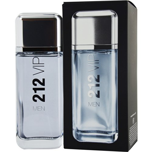 Carolina Herrera 212 VIP Eau de Toilette Spray, 6.75 Ounce