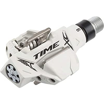 Time Atac XC6 clipless pedals white by Time