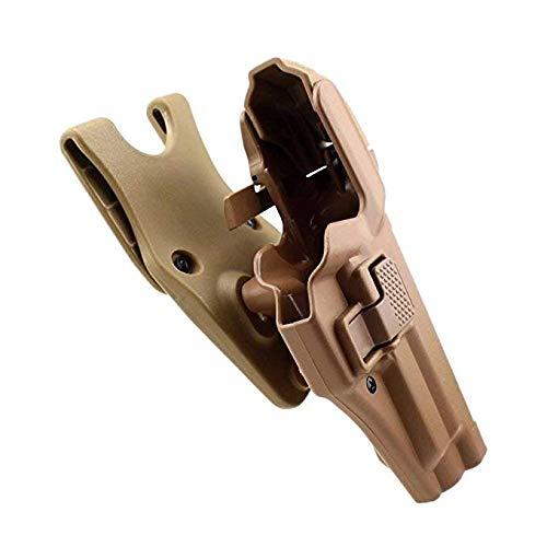Gexgune Étui Tactique de Dissimulation Militaire, Niveau 3, Verrouillage, étui de Ceinture, Pistolet, étui de Pistolet… 2