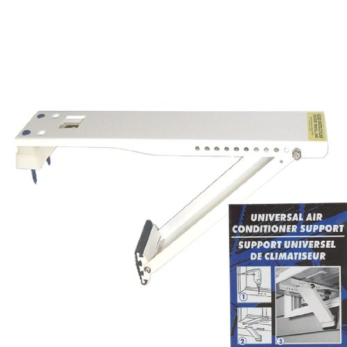 Air Conditioning Window Unit Light Duty Support Bracket – up to 80 Pounds