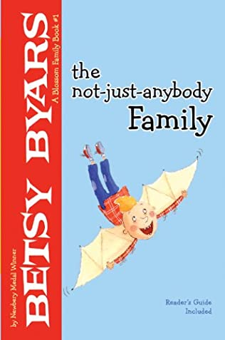 book cover of The Not-Just-Anybody Family
