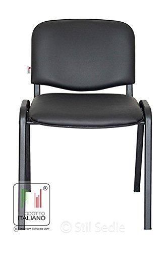 Stil sedie sedia attesa ufficio sala conferenze in for Sedie attesa ufficio