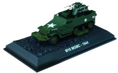 M16 MGMC 1944 diecast 1:72 multiple gun motor carriage model (Amercom BG-22)