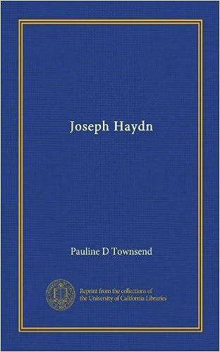 Read Joseph Haydn (Vol-1) PDF, azw (Kindle), ePub, doc, mobi