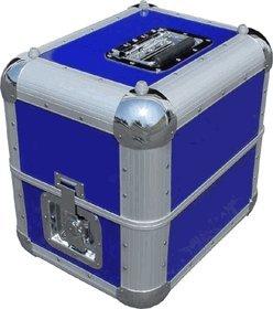 (Eurolite Lp-X Half Split Lp Case. Fits 70 Lp's. Blue)