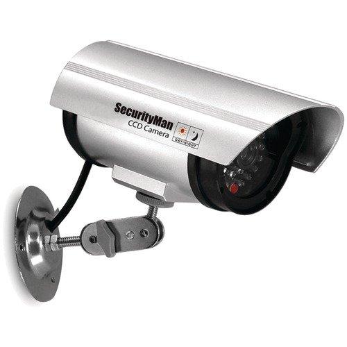 【国際ブランド】 セキュリティMan Simulatedインドアカメラwith LED LED B00ROU7WX2 B00ROU7WX2, はんこdeハンコ:2a434a73 --- a0267596.xsph.ru