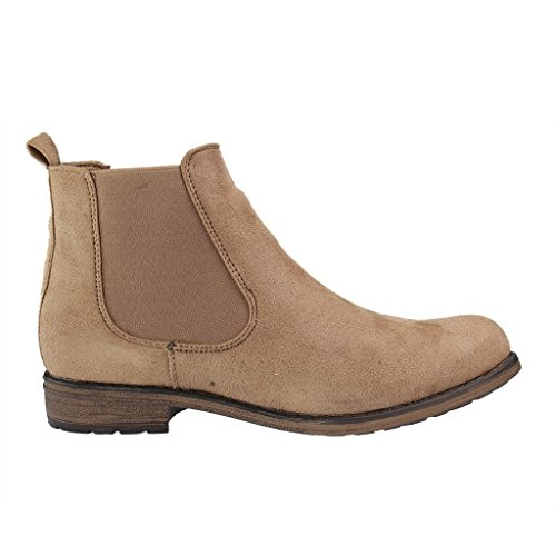 Fitters Chelsea Bootie Katty Taupe Taupe / Stiefelette