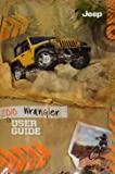 2010 Jeep Wrangler Owner's Manual ONLY (no supplemental material)
