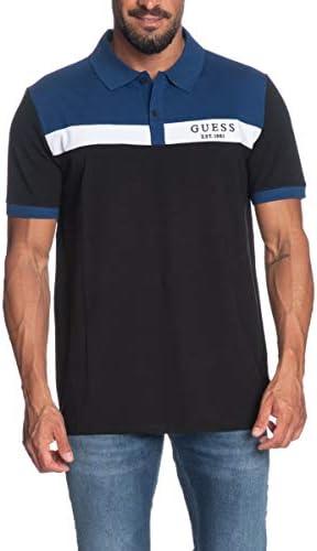 Guess Grady SS Camisa de Polo para Hombre