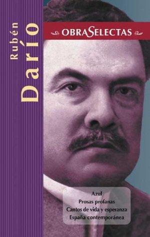 Ruben Dario (Obras selectas series) by Edimat Libros