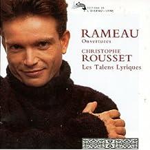 Rameau: Overtures, Les Ta