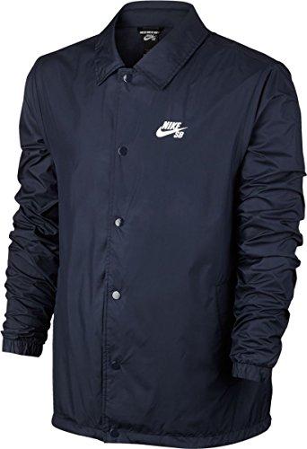 Veste Azul Shld Coaches Jkt White M obsidian Nike Homme Sb Nk wq6S7S