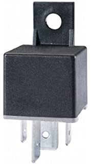 Amazoncom HELLA 933332181 12V 40 Amp SPDT Mini ISO Relay with