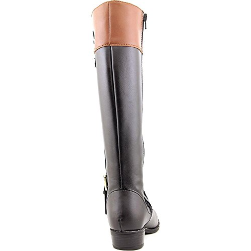 High Boot Black Deliee Karen Cognac Knee Scott qZT1t1