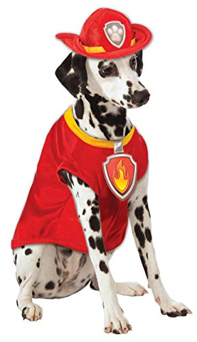 Paw Patrol Marshall Dog Costume from Rubie's