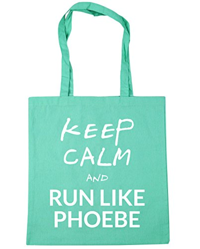 Mint like litres Keep 42cm Beach Gym Shopping x38cm phoebe run calm HippoWarehouse and Bag Tote 10 6ZBIBq
