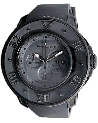 (Tendence Chronograph Men's Watch Titanium G52 Chrono 021060021J [Parallel Import Goods])
