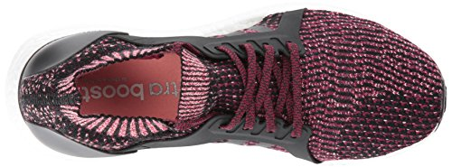416NeL8hJpL adidas Performance Women's Ultraboost X Running-Shoes, Black/Black/Mystery Ruby, 6 Medium US