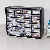 Akro-Mils 24 Drawer 10124, Plastic Parts Storage