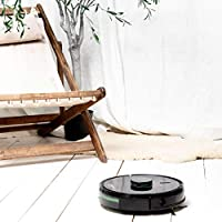 IKOHS NETBOT LS23 - Robot Aspirador Láser, Aspira, Barre, Friega y Pasa la Mopa, Mapeo 3d Láser, con Filtro Hepa, Navegación Inteligente, App con Mapa, Wifi, Programable (Autonomía: 90-120 minutos): Amazon.es: Hogar