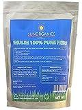 Inulin Fiber 100% Pure 1kg- SunOrganics